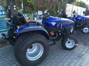 FARMTRAC FT26 4WD HYDROSTATISCH NIEUW