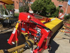 POTTINGER NOVACAT 402 DEMO bj 2019